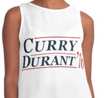 Curry Durant 2016 Contrast Tank