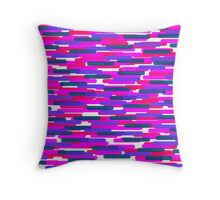 Fast Capsules 6 Throw Pillow
