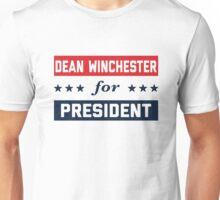 Dean Winchester For President Unisex T-Shirt