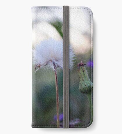 Platinum iPhone Wallet/Case/Skin