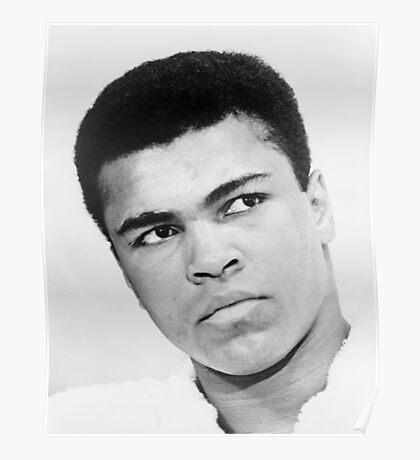 Muhammad Ali Boxer Poster