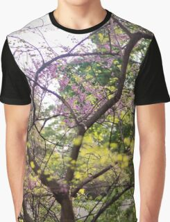 Red Bud Magic 3 Graphic T-Shirt