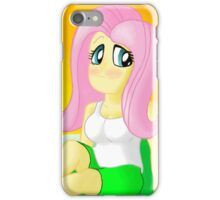Flutter Blush iPhone Case/Skin