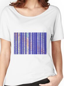 Furry Skies - Original Abstract Design Women's Relaxed Fit T-Shirt