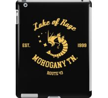 Lake of Rage - Red Gyarados iPad Case/Skin
