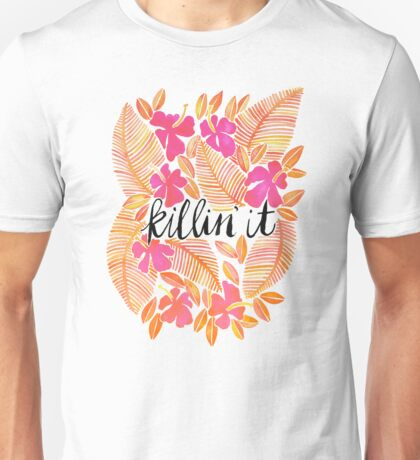 Killin' It – Melon Ombré Unisex T-Shirt
