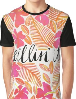 Killin' It – Melon Ombré Graphic T-Shirt