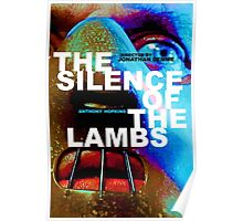 THE SILENCE OF THE LAMBS 10 Poster