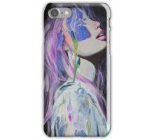 A Blue Iris  iPhone Case/Skin