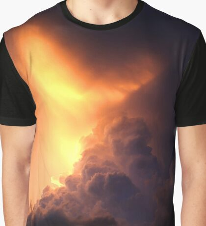 Storm of all Storm Clouds Graphic T-Shirt