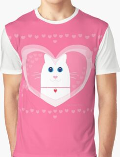 LOVE YOU Graphic T-Shirt