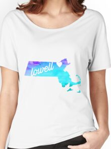 Lowell Women's Relaxed Fit T-Shirt