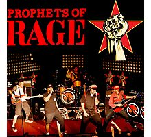 PROPHETS OF RAGE - new design Tour 2016 Photographic Print