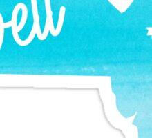 Lowell Sticker