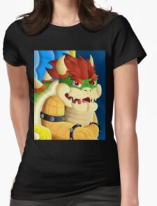 Tyrant King of Koopas Womens Fitted T-Shirt