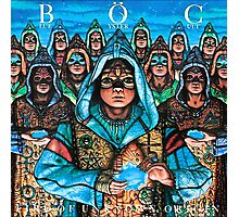 BLUE OYSTER CULT - best cover album #hs Photographic Print