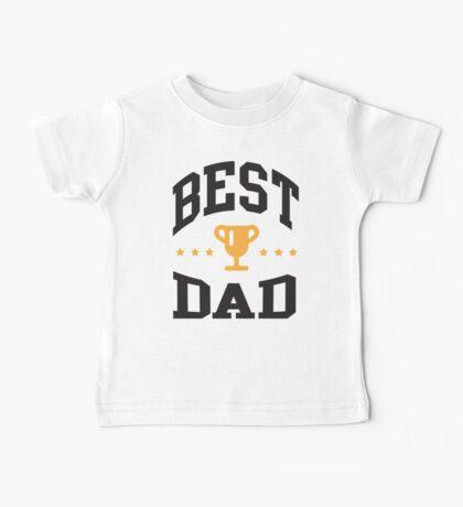 Best dad Baby Tee