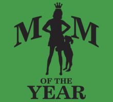 Mom of the year One Piece - Short Sleeve