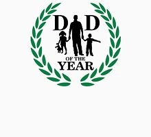 Dad of the year Unisex T-Shirt