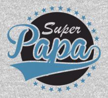 Super Papa One Piece - Long Sleeve