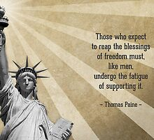 Thomas Paine Quote by morningdance