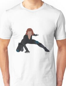 I  am a Black Widow Unisex T-Shirt