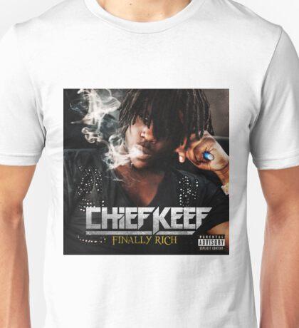 Chief Keef - Finally Rich Unisex T-Shirt