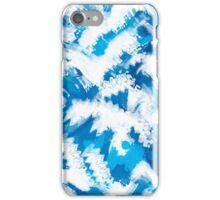 Abstraction. Drawing watercolor. The digital pattern. iPhone Case/Skin