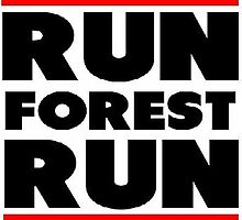 Run Forrest Run by chocninja123