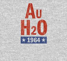 Barry Goldwater 'AuH2O' 1964 Presidential Campaign Classic T-Shirt