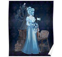 Black Widow Bride in the Attic Poster