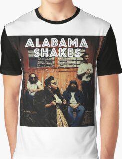 ALABAMA SHAKES - new tour 2016 Live Graphic T-Shirt