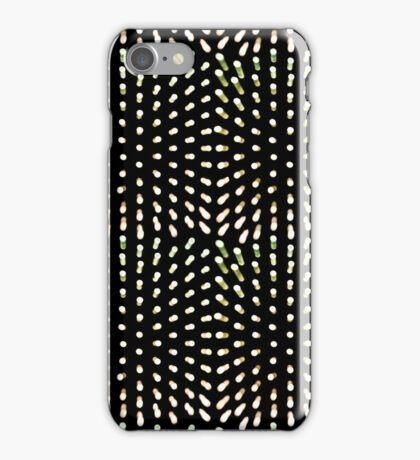 Green Lights Follow Me - Sydney Vivid Festival iPhone Case/Skin