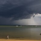 Storm Approaching by Werner Padarin