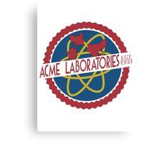 ACME Lab Canvas Print
