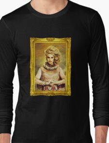 Queen Katya Zamolodchikova Long Sleeve T-Shirt