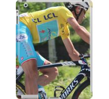 Vincenzo Nibali - Tour de France 2014 iPad Case/Skin