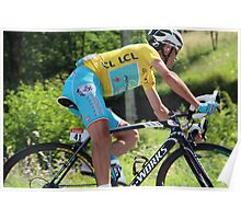 Vincenzo Nibali - Tour de France 2014 Poster