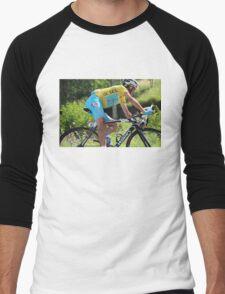 Vincenzo Nibali - Tour de France 2014 Men's Baseball ¾ T-Shirt
