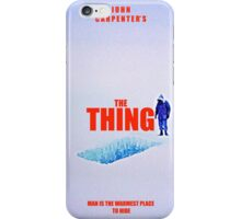 THE THING 2 iPhone Case/Skin