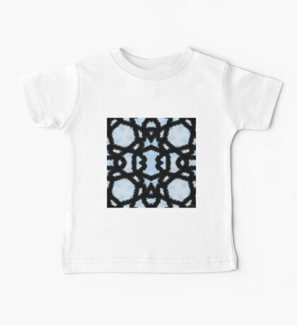 Connected - Original Abstract Design Baby Tee