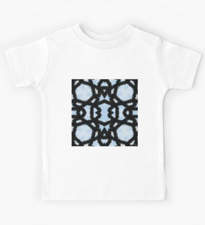 Connected - Original Abstract Design Kids Tee