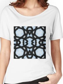 Connected - Original Abstract Design Women's Relaxed Fit T-Shirt