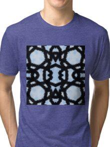 Connected - Original Abstract Design Tri-blend T-Shirt