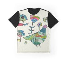 dove in my garden Graphic T-Shirt