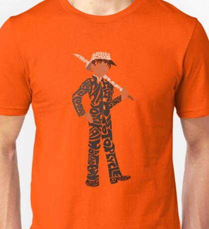 Hattori Heiji word art Unisex T-Shirt