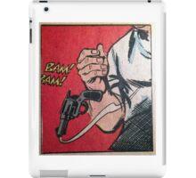 Bam! Bam! iPad Case/Skin