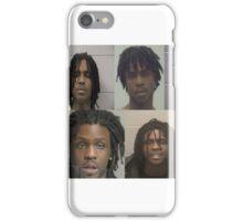 Chief Keef Mug Shot Comp. iPhone Case/Skin