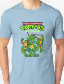 Tenage Mutant Ninja Turtles Favorite Movie Unisex T-Shirt