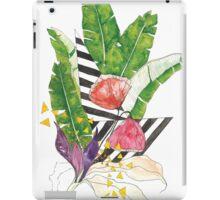 Tropical Shapes iPad Case/Skin